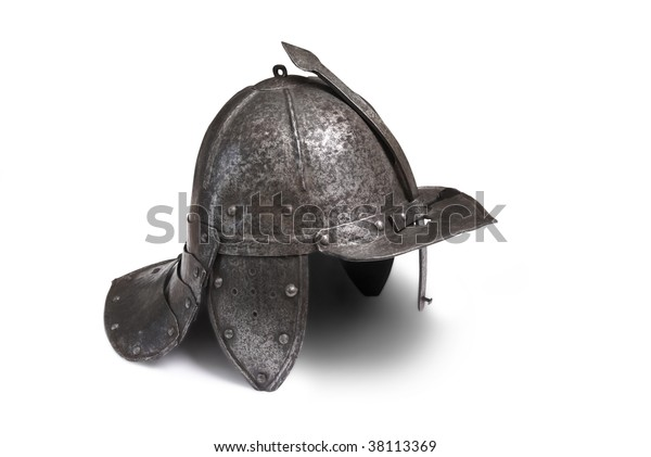 Helmet of the heavy hussars of the Polish-Lithuanian Commonwealth. 17th century.