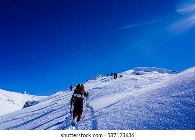Helmos Greece - Kalavryta ski center
