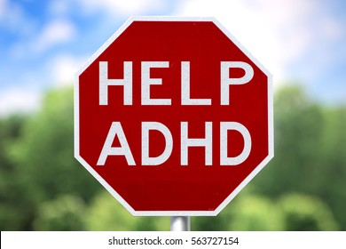 Help ADHD (Attention Deficit Hyperactivity Disorder)