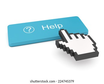 Help Button on Keyboard