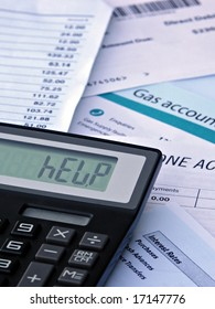 HELP - Calculator and bills