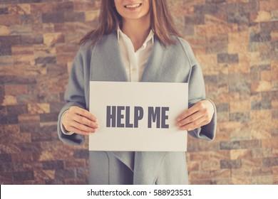 HELP ME CONCEPT