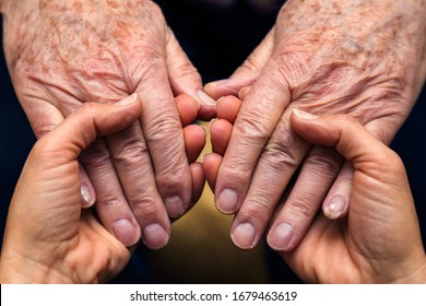 Help and support for older people who are more fragile and at risk of death