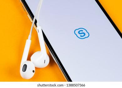 Skype Images, Stock Photos & Vectors | Shutterstock