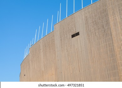 Timber Cladding Images, Stock Photos & Vectors   Shutterstock