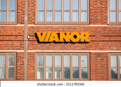Helsinki/Finland August 23, 2019  Vianor Nokian Tyres Oyj, headquartered in Nokia, Finland, produces tyres for cars, trucks, buses, and heavy-duty equipment.
