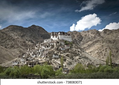 Hemis Buddhist Gompa, in Ladakh, India