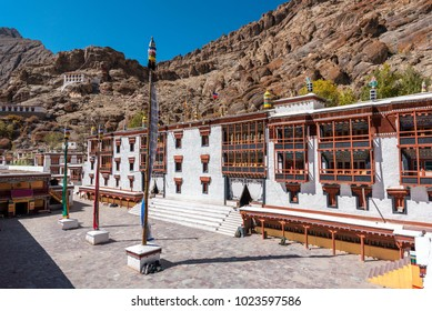 Hemis temple monastery ,Big and Large temple in Leh-Ladakh , India