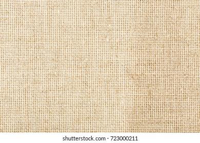 Hemp cloth texture, closeup