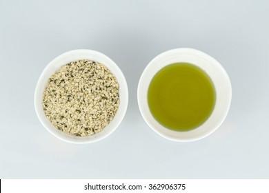 Hemp seed and oil