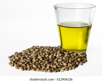 Hemp Seed Oil Images, Stock Photos & Vectors | Shutterstock