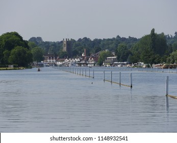 Henley on Thames and regatta course
