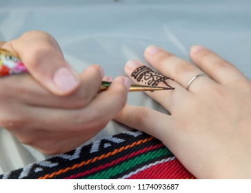 500 Henna Tattoos In Feet Pictures Royalty Free Images Stock