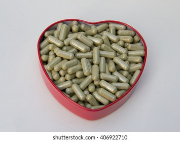herb capsules for heart