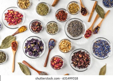 Herb tea for beauty and health