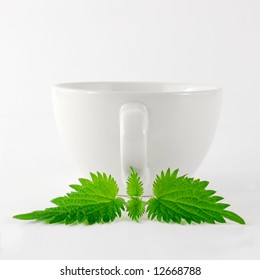 Herbal Nettle Tea Cup
