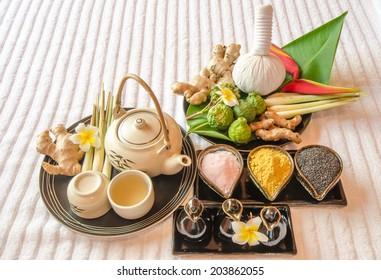 Herbal Spa from Thailand