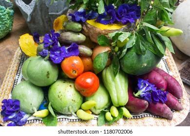 Herbal vegetable Food
