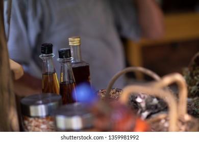 Natural Tincture Images, Stock Photos & Vectors | Shutterstock
