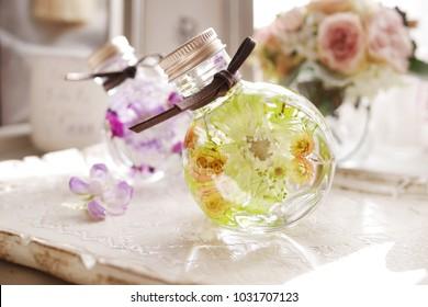 Herbarium Flower Purizard Flower