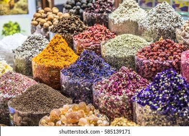 Herbs in Deira, Dubai