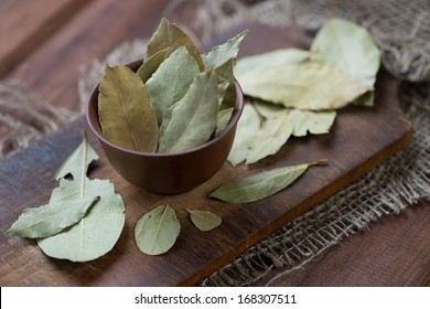 Herbs and spices: bay leaf