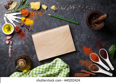Cooking Herbs List Spices Images, Stock Photos & Vectors   Shutterstock