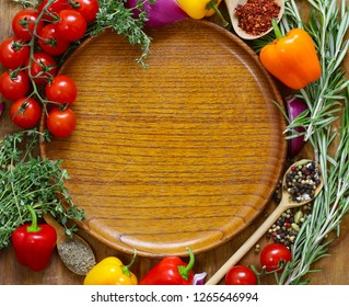 herbs and spices, vegetables and sauces