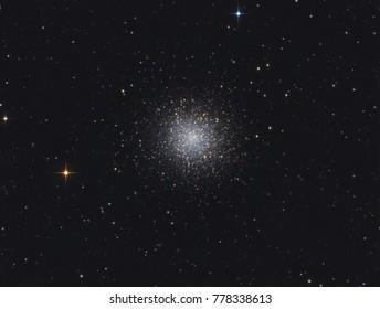 The Hercules Globular Cluster (Messier 13)