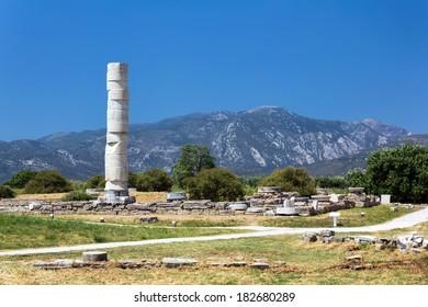 Hereon of Samos, Greece