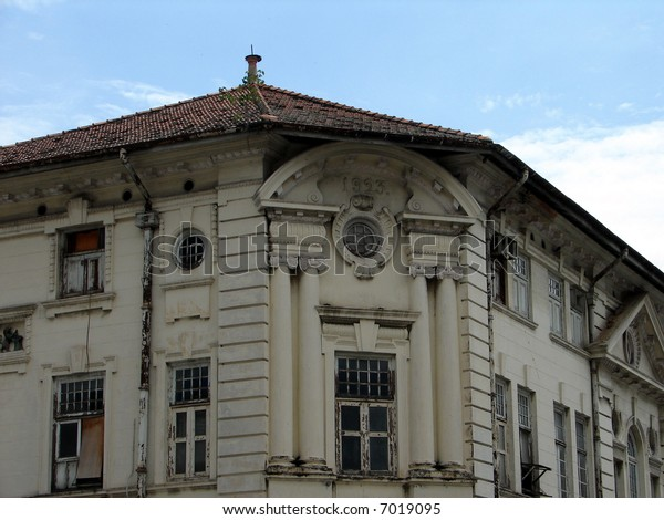 Heritage building in Penang, Malaysia