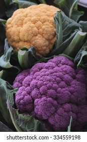 heritage cauliflowers