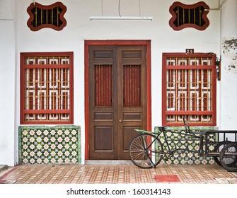 Heritage house in Penang