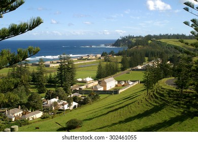 Heritage listed buildings on Norfolk Island