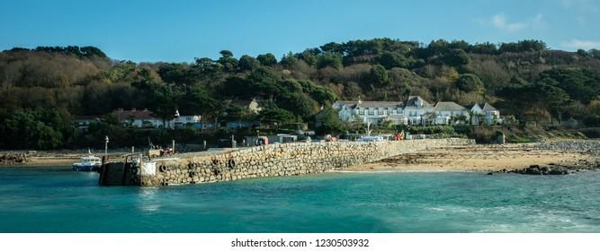 Herm Island, Channel Islands UK
