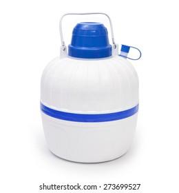 hermit crab/big bottle/tank