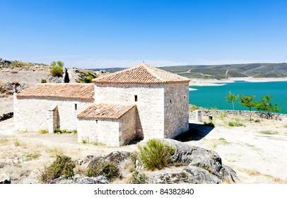 Hermitage of Cristo le San Estaban, Castile and Leon, Spain