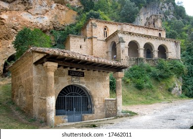 Hermitage of Tobera, Burgos (Spain)