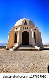 Hermitage of Torregarcia, Almeria, Spain, in honor of the Virgin of the Sea