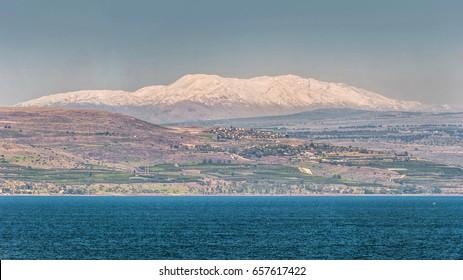 Mount Hermon Israel Images, Stock Photos & Vectors | Shutterstock