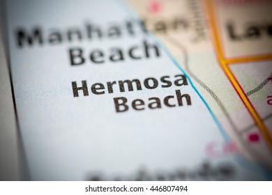 Hermosa Beach. California. USA