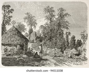 Ethiopian Hut Images, Stock Photos & Vectors | Shutterstock