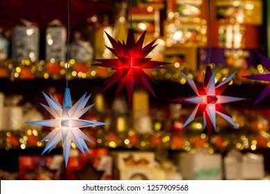 Herrnhuter christmas stars