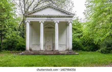 Hertfordshire, UK, May 18, 2019. The Summerhouse, Tring Park, Hertfordshire, UK
