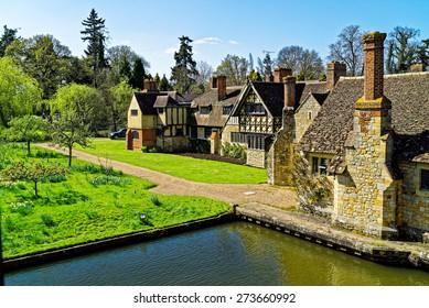 Hever Castle, Hever, Kent, England.