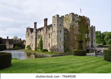 Hever castle, Kent, UK