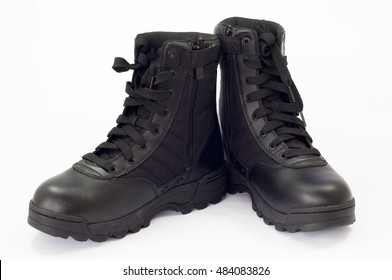the hi cut safety tactical boot.