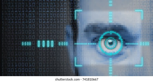 hi tech rethi tech biometric security scan