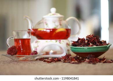 hibiscos ice tea