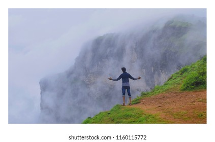 The hidden Fort. This fort in Karnataka state in India. And its name is Ballalarayana durga in kannada language.